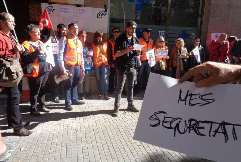 Desconvoquen la vaga