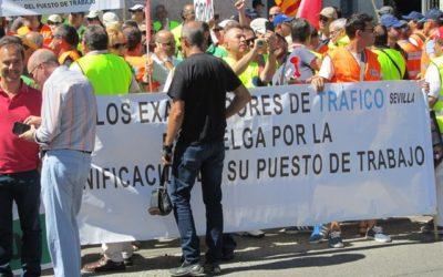 Subida salarial de 250 euros al mes para los examinadores de Tráfico en 2018